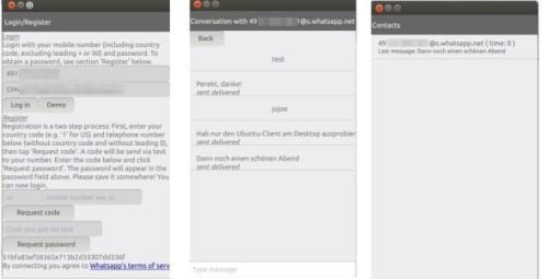 whatsapp app ubuntu phone download gratis