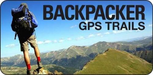 BACKPACKER GPS navigatore satellitare per escursionisti
