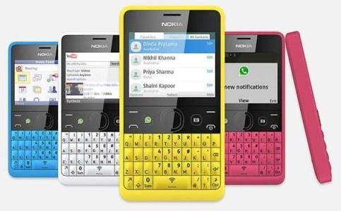 Nokia Asha 210 lo smartphone innovativo con tasto dedicato whatsapp