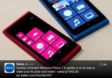Windows Phone 78 arriva su tutti gli smartphone windows phone vecchia generazione