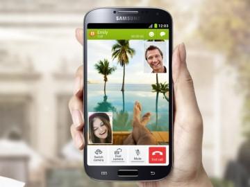 consegna galaxy s4 arrivano i primio smartphone