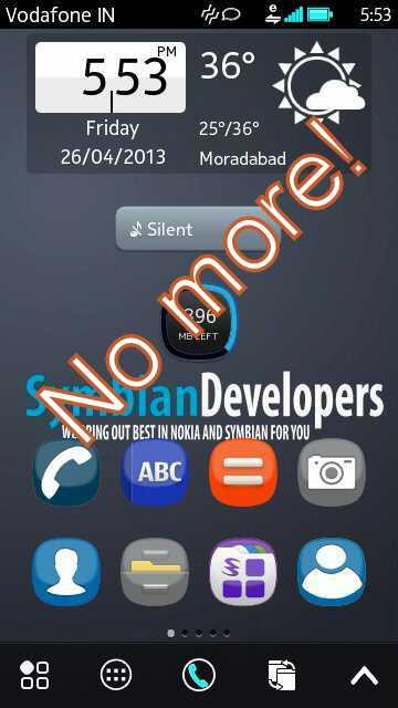 Nokia theme non verranno più pubblicati sul nokia store