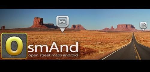 osmamd navigatore per mappe vettoriali gratis open source
