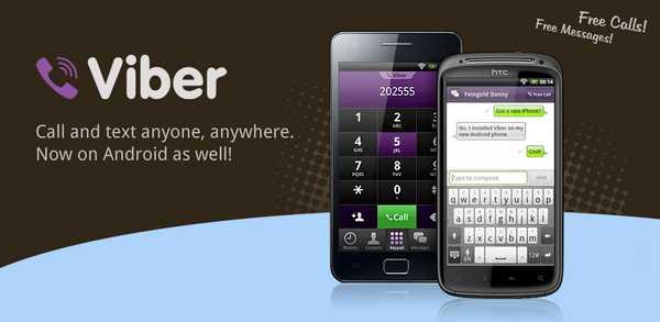 Guida e istruzioni su come utilizzare l'applicazione viber su smartphone e tab android