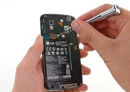 guida sostituzione batteria nexus 4