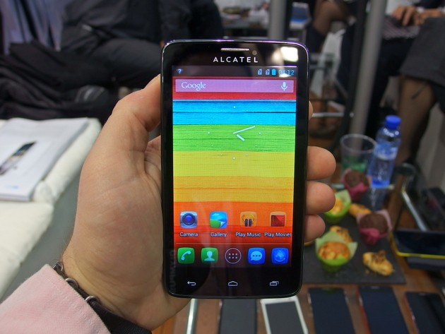 ONE TOUCH SCRIBE EASY alcatel