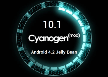 CyanogenMod galaxy s4