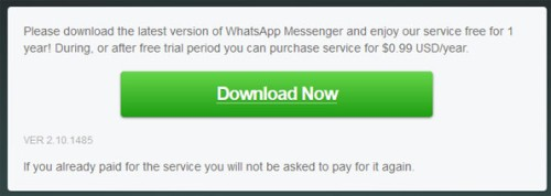 aggiornamento whatsapp nokia