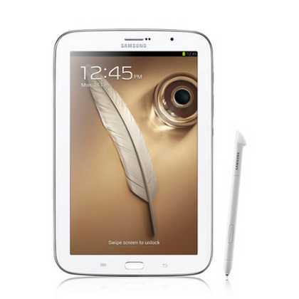 Galaxy Note 8 3G+Wi-Fi GT-N5100 manuale d'uso e libretto istruzioni italiano