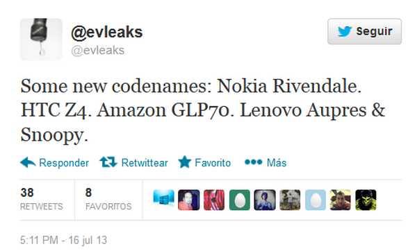 Nokia Rivendale il nuovo smartphone Nokia in arrivo in autunno