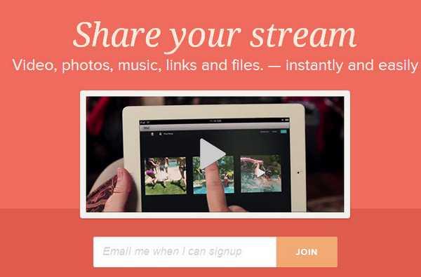 Cloudup 200 GB nel Cloud gratis per condividere Video, foto, musica e doc