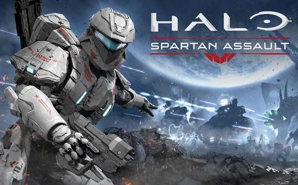 Halo Spartan Assault per Smartphone Nokia Lumia WP8