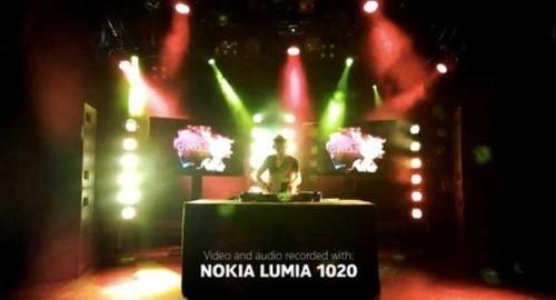 Nokia Lumia 1020 Prova dei microfoni HAAC con riduzione della distorsione
