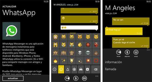 WhatsApp e Nokia Lumia tanti SMS gratis con ultimo aggiornamento