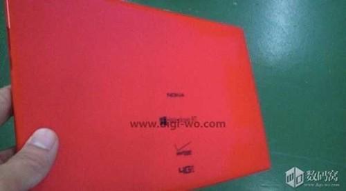 Nokia Sirius Tablet Windows