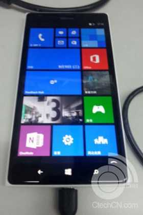 Anteprima Foto Nokia Lumia 1520 Phablet Windows Phone
