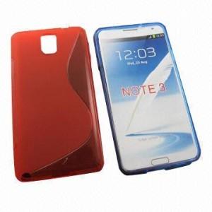 Cover e custodie in silicone e tpu per Galaxy Note 3 dove comprarle