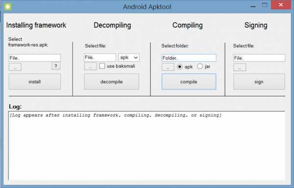 Modificare Apk e Jar con APKTool semplice e veloce