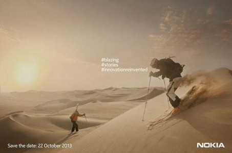 Presentazione Nokia 1520 il 22 Ottobre il giorno scelto da Nokia