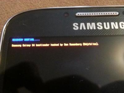 Samsung blocca il bootloader del Galaxy S4 con Android 43 I9505XXUDMHB