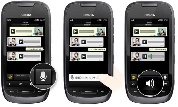 Whatsapp per Symbian gli aggiornamenti continuano !