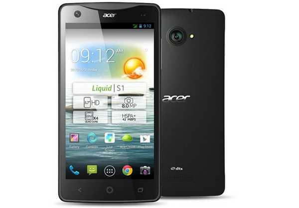 Manuale Italiano Acer liquid S1 S510 smartphone ottimo rapporto qualità prezzo !
