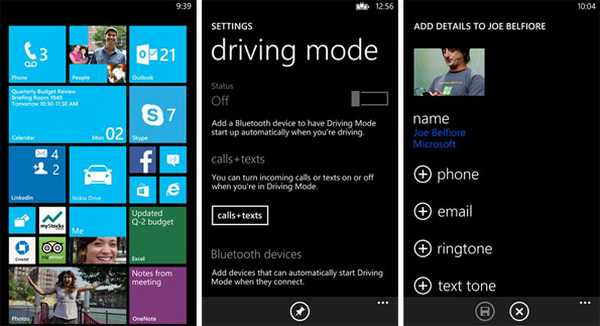 Windows Phone 8 GDR 3 presentato ufficialmente da Microsoft