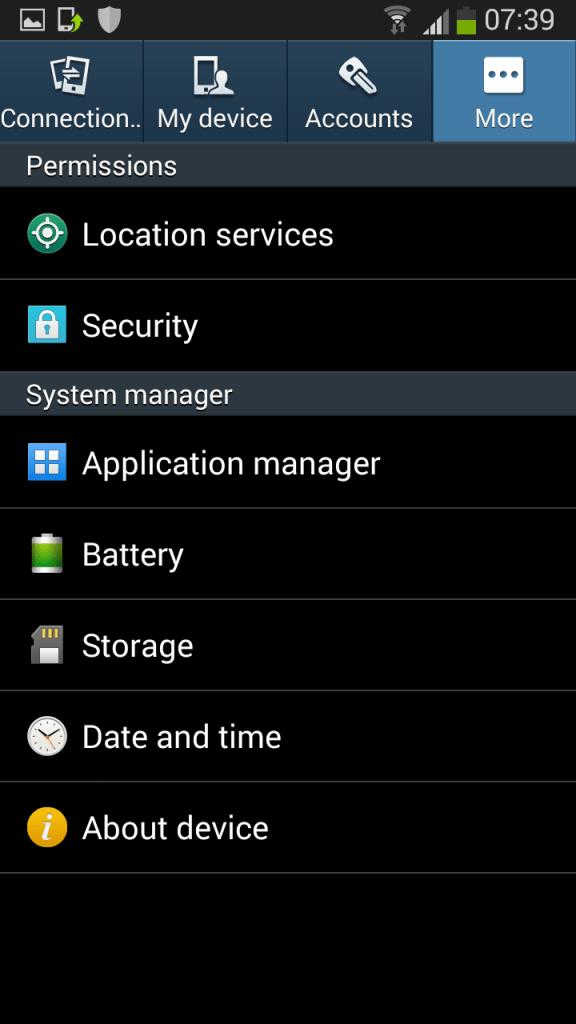 Galaxy Note 2 N7100 Android 4.3 Download e Guida Installazione N7100XXUEMJ5