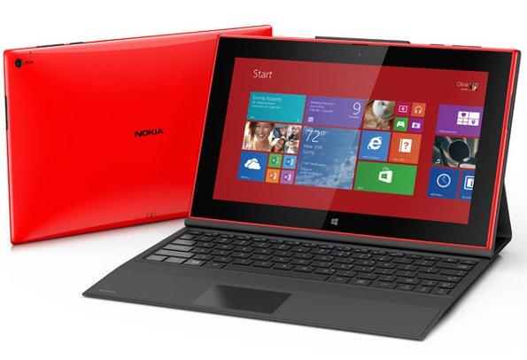 Nokia Lumia 2520 presentato ufficialmente il Tablet video, foto, caratteristiche