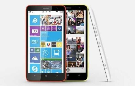 Nokia Lumia 1320 Arriver in Europa al prezzo di 399 Euro