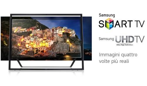 Samsung TV UHD i Televisori a Ultra Alta Definizione con 4320p