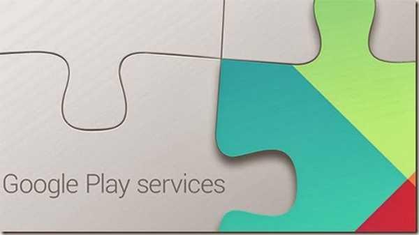 Download Google Play 4.0.34 per risolvere i problemi di eccessivo consumo batteria
