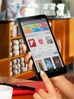 Nexus 8 Foto e prime caratteristiche del Tablet Google