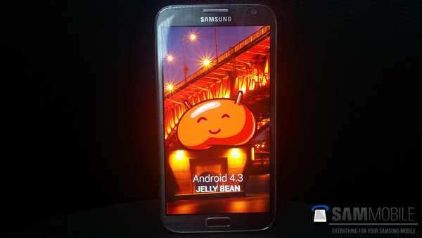 Galaxy Note II GT-N7100 Esclusiva N7100XXUEMK4 Android 4.3 firmware