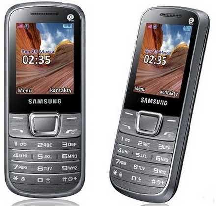 Manuale italiano Samsung E2200 GT-E2200 il piccolo potente telefonino