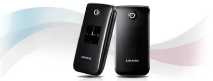 Manuale italiano Samsung E2530 GTE2530 Il cellulare economico