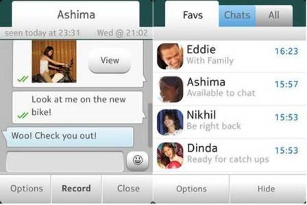 Whatsapp Nokia Asha 501 disponibile il Download