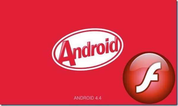 Adobe Flash per Android 4.4 KitKat la soluzione per vedere i video