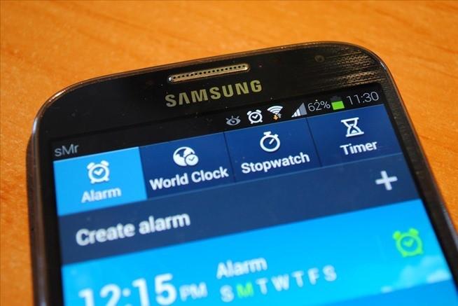 Icona sveglia Android scomparsa come ripristinarla ?