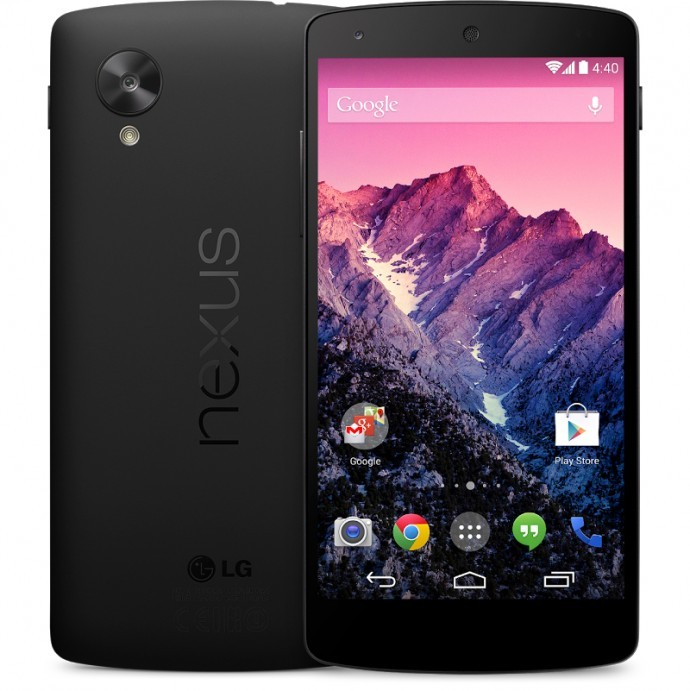 Nexus 5 Aggiornamento Fix Audio e Google Now con risposte