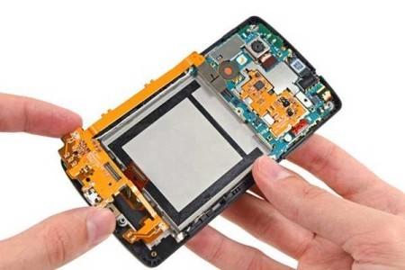 Nexus 5 Come smontare e rimontare il telefono Google Video Guida