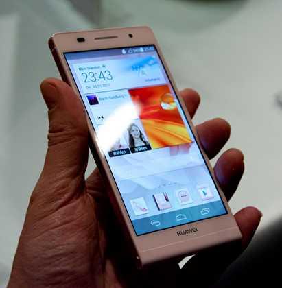 Resettare Huawei Ascend P6 ripristino impostazioni di fabbrica
