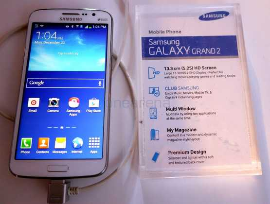 Galaxy Grand 2 presentazione video e caratteristiche con Club Samsung