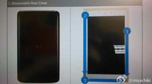 Nexus 8 Google si stringe sempre pi a LG con il Tab LG V510