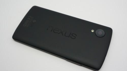 Nexus 5 Arriva il fix per la fotocamera Autofocus molto pi veloce