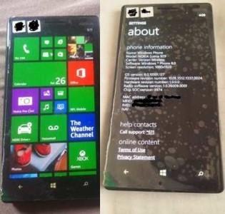Nokia Lumia 929 cambia nome in Nokia Lumia Icon