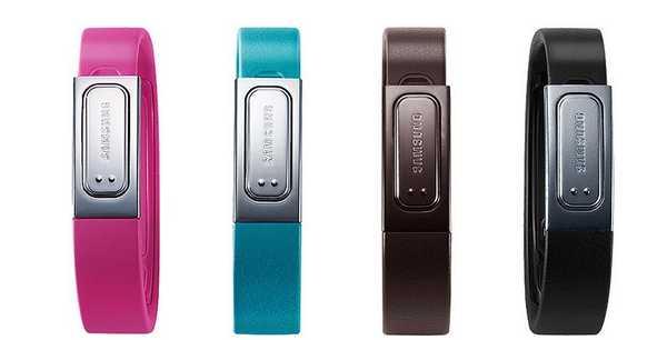 Samsung Galaxy Gear 2 e Galaxy Band le prossime novità