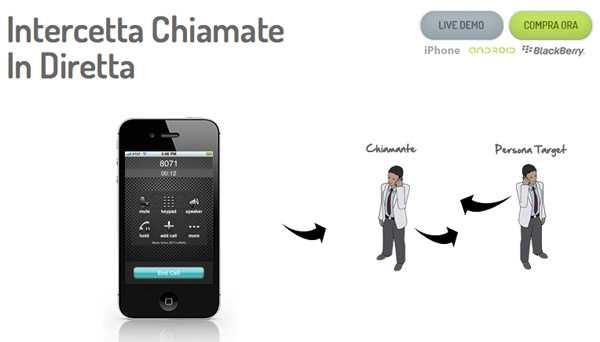 Intercettare e spiare telefonate da cellulare e smartphone ecco come