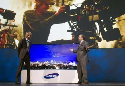 Figuraccie al CES 2014 evento Samsung il video completo