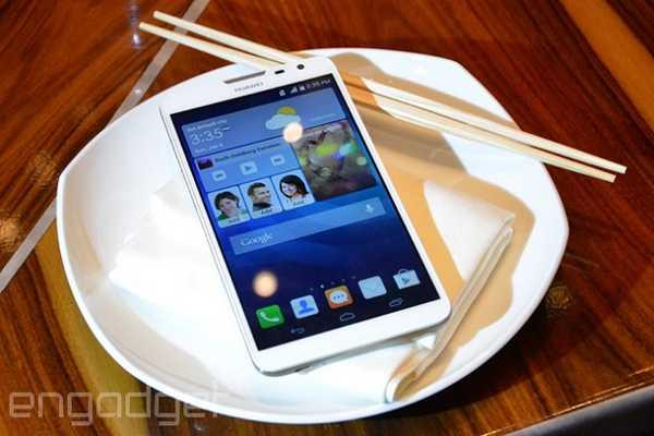 HUAWEI Ascend MATE 2 4G LTE elegante veloce e potente